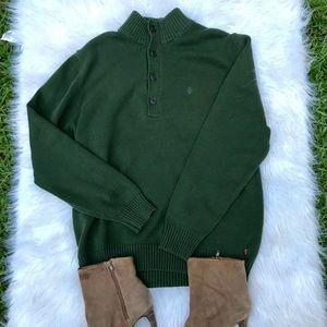 Izod Wool Blend Pullover 2X